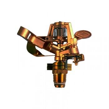 Aspersor de impacto metálico Zamac Solgarden