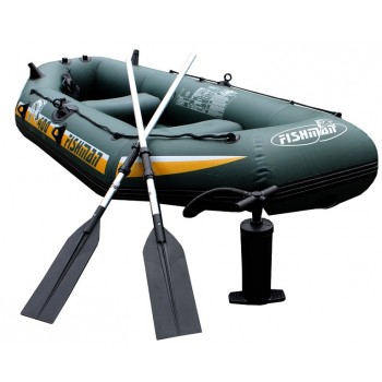 Barca Hinchable Fishman 2 400-1