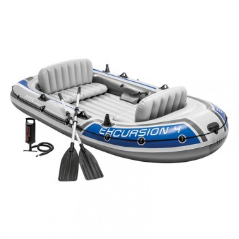 Barca hinchable Excursion 4 Intex