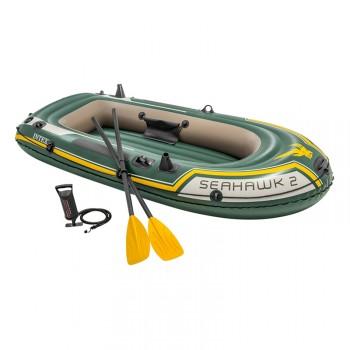 Barca hinchable Seahawk de Intex