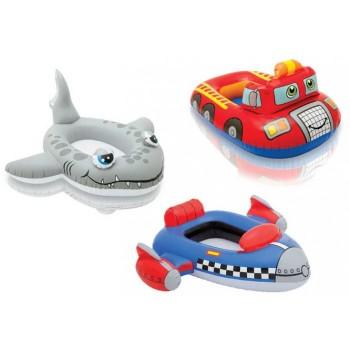 Barco inflable infantil 3 modelos