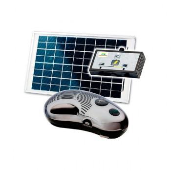 Bomba Aqua Jet Solar Híbrida