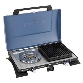 Cocina de gas con grill Campingaz 400 SG