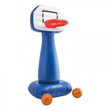 Canasta hinchable de Basket Intex