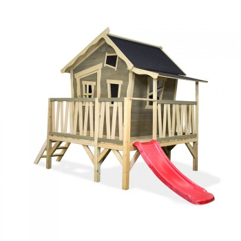casita madera crooky 350