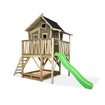 casita madera crooky 550