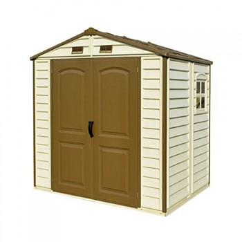 Caseta de exterior Storeall 8 x 6 de Duramax