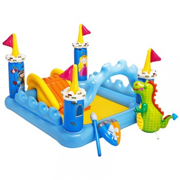 Castillo hinchable Fantasy Intex 57138