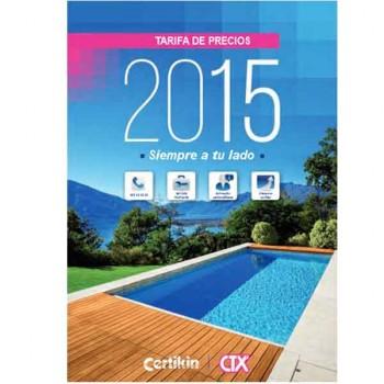 Catálogo Certikin 2015