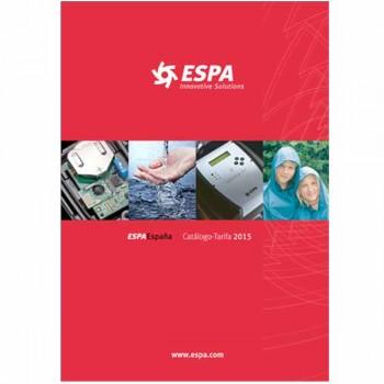 Catálogo Espa 2015
