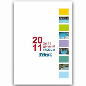 Catálogo Kripsol - 2011