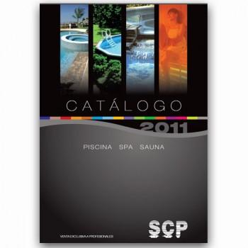 Catálogo Piscina Spa Sauna SCP POOL 2011