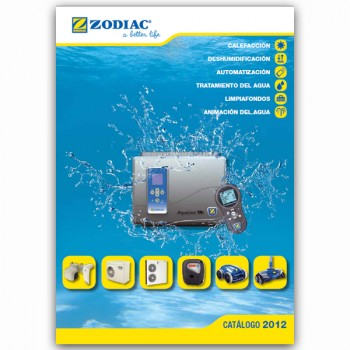 Catalogo - Zodiac 2012