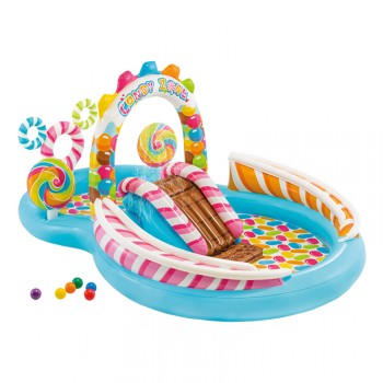 Centro de Juegos Candy Zone Intex