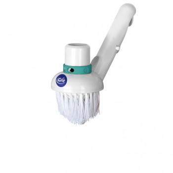 Cepillo aspirador para limpiar esquinas