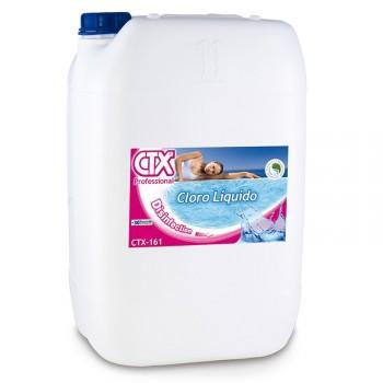 Cloro líquido para piscinas CTX-161