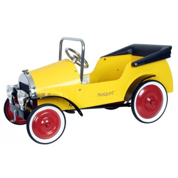 Coche Retro Sedan con pedales