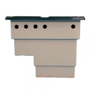 Compacto vacío para equipo de filtración