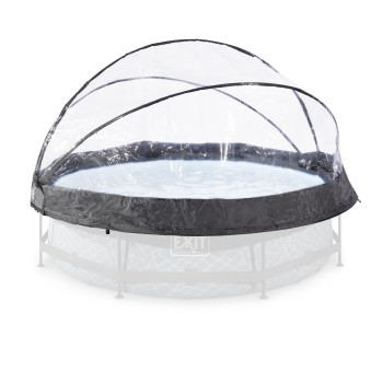 Cubierta Dome para piscinas de 3m