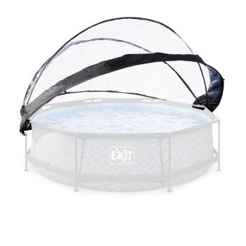 Cubierta Dome para piscina desmontable Ø360cm