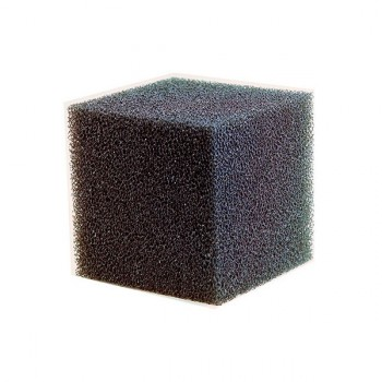 Cubo esponja de filtración