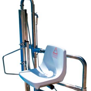 Elevador piscinas discapacitados Hidráulico Elva