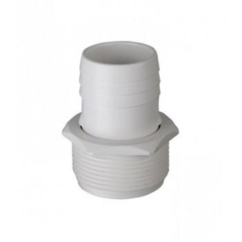 Empalme giratorio mangueras Ø 38 mm
