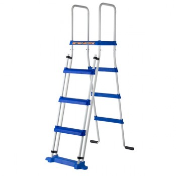 Escalera Seguridad BXL con Plataforma