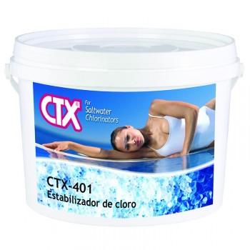 Estabilizador de Cloro Cloración salina CTX-401