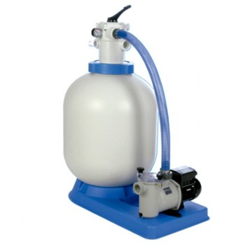 Filtración completa bomba y filtro Ninfa