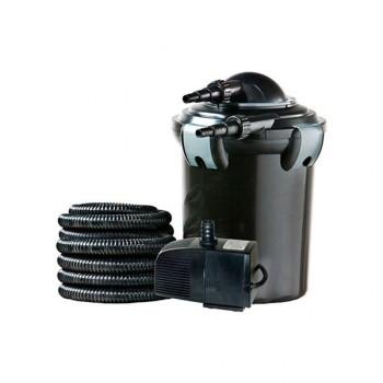 Filtro a presión bomba y UV 4000L