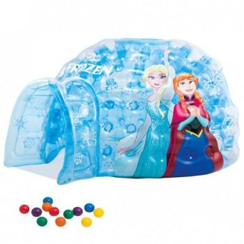 Iglú hinchable Frozen Ana y Elsa