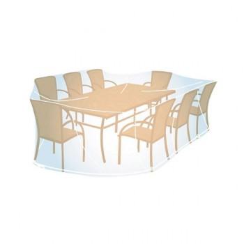 Funda PVC Transparente para mesa XL
