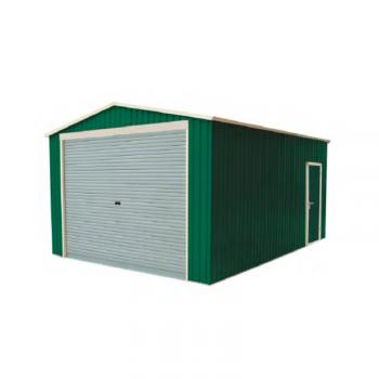 Garaje metálico 350 x 510 x 245 cm