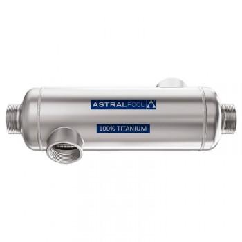 Intercambiador de calor Waterheat Evo agua-agua Astralpool