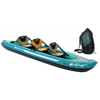 Kayak hinchable Almeda 3P
