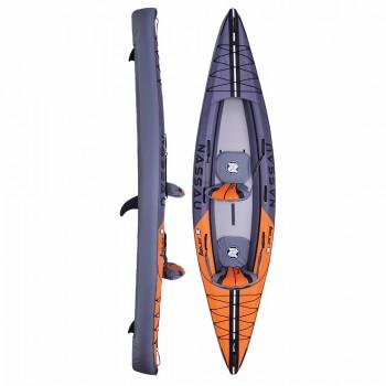 Kayak hinchable Nassau lateral