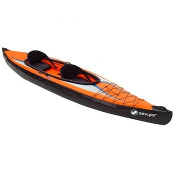 Kayak Hinchable 2 plazas Pointer k2