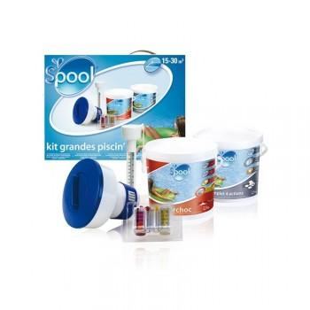 Kit Gre tratamiento piscina 15-30m3