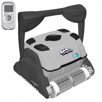 Robot Limpiafondos C5 Dolphin