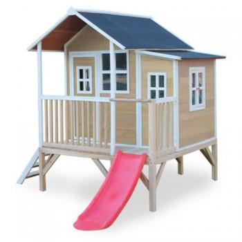 Casita de juegos infantil Loft 350 Madera