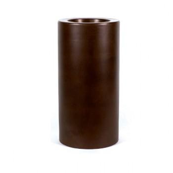 macetero palma newgarden color bronce