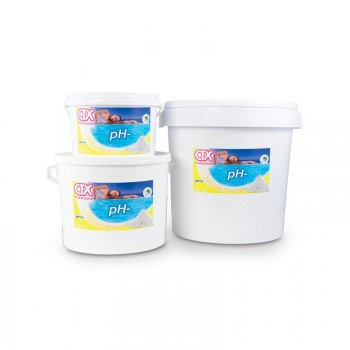 Minorador de pH granulado CTX-10