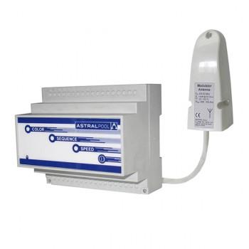 Modulador con Antena Lumi Plus Rgb AstralPool