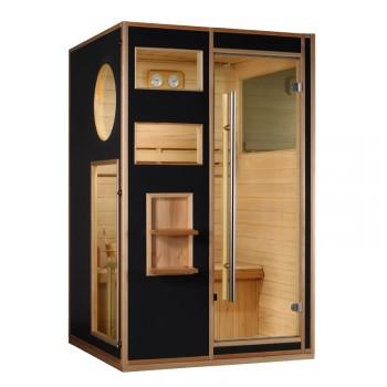 Sauna de Vapor Saga Omega - 2 Personas