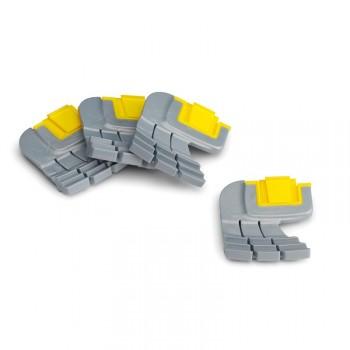 Pack 4 unidades cepillos Zodiac MX9 R0773600