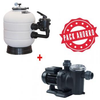 Pack filtración Millenium + Sena AstralPool