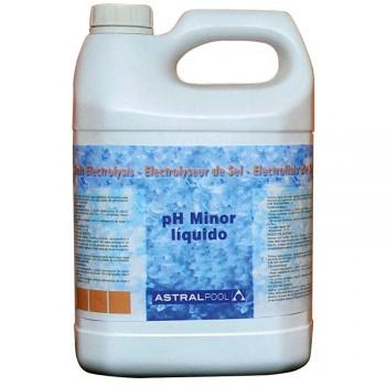 pH Minor líquido para electrólisis salina Astralpool