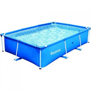 Piscina Bestway Steel Pro Splash 259 x 170 x 61 cm