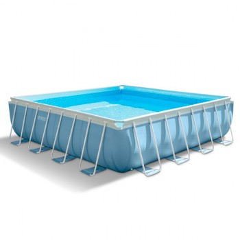 Piscina Intex cuadrada 488cm